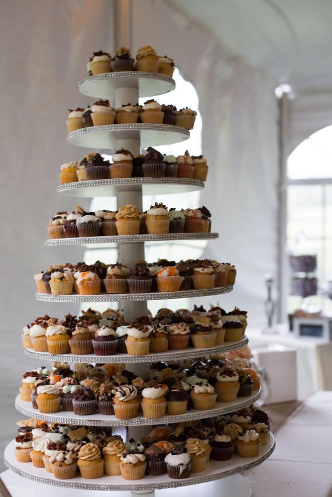 Farm To Table Wedding Cupcake Dessert Dannys Steakhouse